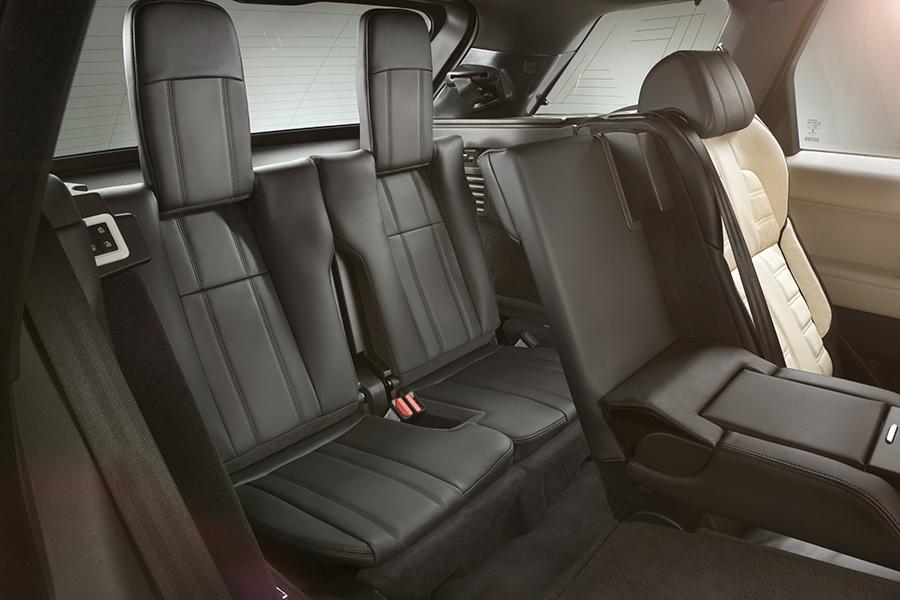 سيارة لاند روفر رانج روفر سبورت 2015 - المقاعد الاحتياطية