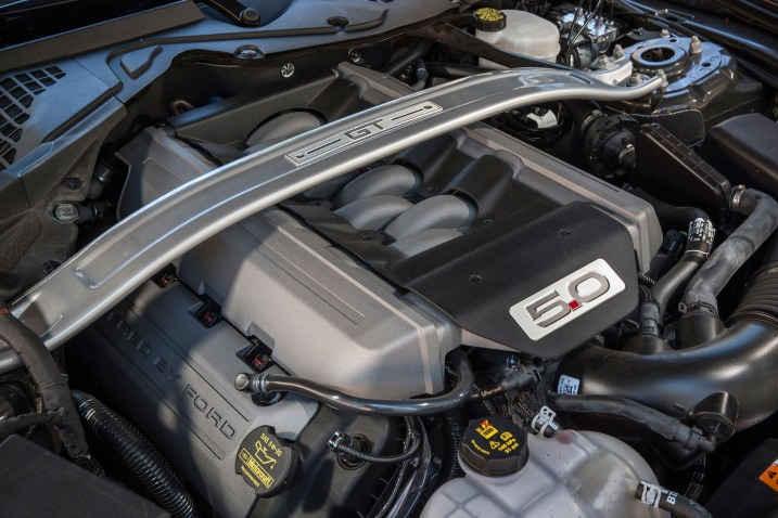 سيارة فورد موستانج 2016 - المحرك
