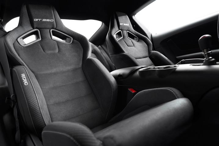 سيارة فورد موستانج 2016 - المقاعد