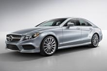 سيارة مرسيدس بنز CLS الجديدة