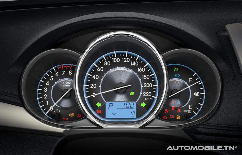 سيارة تويوتا ياريس سيدان 2016 تجعلك تشعر بالرفاهية والأمان Cars Division شعبة السيارات